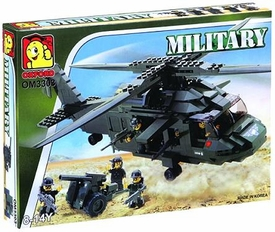 IMEX Oxford Set #3303 Military Series Helicopter