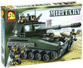 IMEX Oxford Set #3301 Military Series Army Tank