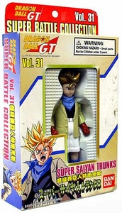 Dragonball Z Bandai Japanese Super Battle Collection Action Figure Vol. 31 Super Saiyan Trunks