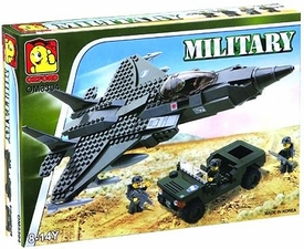 IMEX Oxford Set #3304 Military Series Fighter Jet