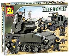 IMEX Oxford Set #3302 Military Series Tank & Humvee