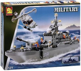 IMEX Oxford Set #3308 Military Series Battleship