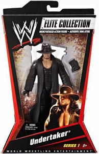 Mattel WWE Wrestling Elite Series 1 Action Figure Undertaker