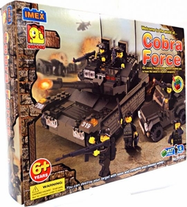 IMEX Oxford Set #51272 Cobra Series Special Forces
