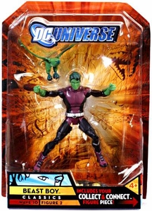 DC Universe Classics Series 10 Exclusive Action Figure Beast Boy [Build Imperiex Piece!]