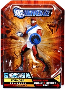 DC Universe Classics Series 10 Exclusive Action Figure Forager [Build Imperiex Piece!]