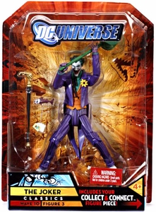 DC Universe Classics Series 10 Exclusive Action Figure The Joker [Build Imperiex Piece!]