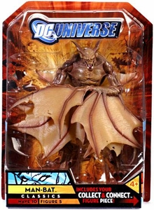 DC Universe Classics Series 10 Exclusive Action Figure Man-Bat [Build Imperiex Piece!]