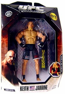 UFC Jakks Pacific Exclusive Series 0 Deluxe Action Figure Keith Jardine