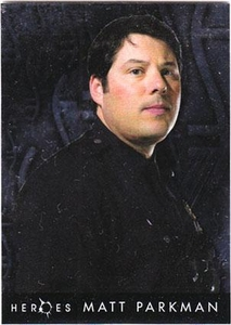 Heroes Topps Trading Cards Foil Character Card 5 of 10 Matt Parkman