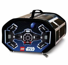 LEGO Star Wars ZipBin TIE Fighter Carry Case & Playmat