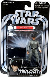 Star Wars Original Trilogy Collection #38 Imperial Trooper Action Figure