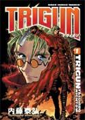 Manga Dark Horse Manga Yasuhiro Nightow's Trigun - Deep Space Planet Future Gun Action! #1