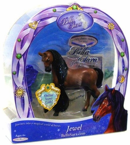 Bella Sara Horses 5 Inch Action Figure Jewel
