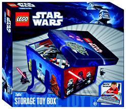 LEGO Star Wars ZipBin Medium Toybox & Playmat
