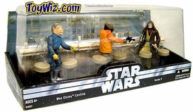 Star Wars Original Trilogy Exclusive Action Figure 3-Pack Mos Eisley Cantina