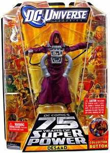 DC Universe Classics Series 12 Action Figure Desaad [Super Powers Stand!]