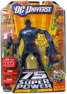 DC Universe Classics Series 12 Action Figure Iron [Build Darkseid Piece!]