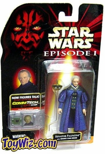 Star Wars Phantom Menace Senator Palpatine
