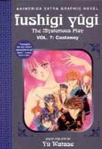 Manga Animanga Extra Graphic Novels Yu Watase's Fushigi Yugi The Mysterious Play - Castaway #6