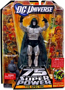 DC Universe Classics Series 12 Action Figure Spectre {Regular Version} [Build Darkseid Piece!]