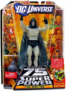 DC Universe Classics Series 12 Action Figure Spectre{Glow In The Dark Variant} [Build Darkseid Piece!]