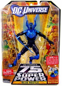 DC Universe Classics Series 13 Action Figure Blue Beetle [Build Trigon Piece!]