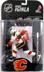 McFarlane Toys NHL Sports Picks Exclusive Action Figure Jarome Iginla