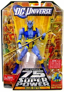 DC Universe Classics Series 13 Action Figure Blue Devil [Build Trigon Piece!]