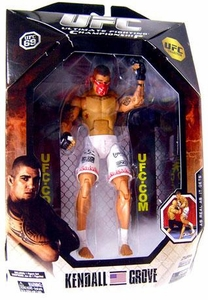 UFC Jakks Pacific Exclusive Series 0 Deluxe Action Figure Kendall Grove