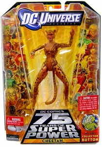 DC Universe Classics Series 13 Action Figure Cheetah {Golden Age Outfit} [Build Trigon Piece!]