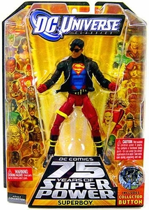 DC Universe Classics Series 13 Action Figure Superboy [Build Trigon Piece!]