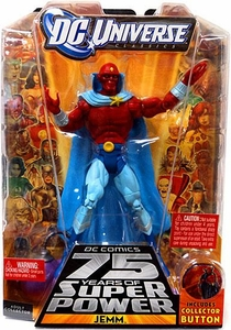 DC Universe Classics Series 15 Action Figure Jemm {Son of Saturn} [Build Validus Piece!]