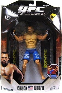 UFC Jakks Pacific Series 1 Deluxe Action Figure Chuck