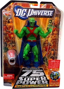 DC Universe Classics Series 15 Action Figure Martian Manhunter [Build Validus Piece!]