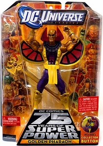 DC Universe Classics Series 15 Action Figure Golden Pharaoh