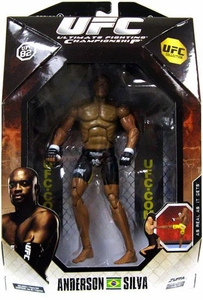 UFC Jakks Pacific Series 1 Deluxe Action Figure Anderson