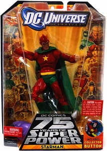 DC Universe Classics Series 15 Action Figure Classic Starman [Build Validus Piece!]