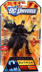 DC Universe Classics Series 16 Action Figure Black Batman {Best Of} [NO Builder Piece!]