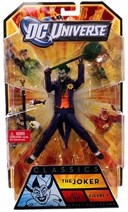 DC Universe Classics Series 16 Action Figure The Joker {Best Of} [NO Builder Piece!]