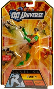 DC Universe Classics Series 16 Action Figure Classic Robin {Jason Todd} [Build Bane Piece!]