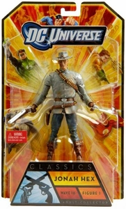 DC Universe Classics Series 16 Action Figure Jonah Hex [Build Bane Piece!]
