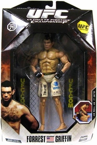 UFC Jakks Pacific Series 1 Deluxe Action Figure Forrest Griffin
