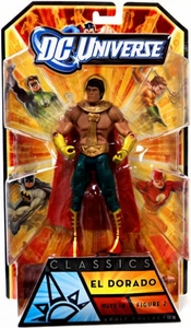 DC Universe Classics Series 18 Action Figure El Dorado [Build Apache Chief Figure]