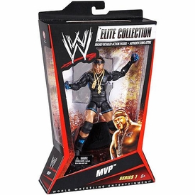 Mattel WWE Wrestling Elite Series 1 Action Figure MVP