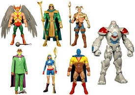DC Universe Classics Series 19 Set of 6 Action Figures [Build S.T.R.I.P.E. Figure]