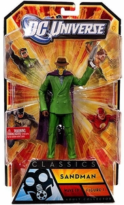 DC Universe Classics Series 19 Action Figure Sandman [Build S.T.R.I.P.E Figure]