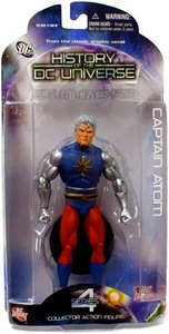 DC Direct History of the DC Universe Series 4 Action Figure Captain Atom