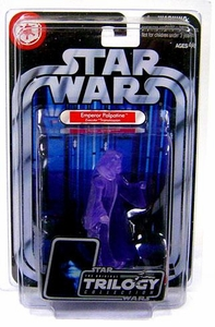 Star Wars Original Trilogy Exclusive Hologram Emperor Palpatine (Executor Transmission) Action Figure