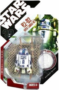 Star Wars 30th Anniversary Saga 2007 Action Figure Wave 7 #46 R2-D2 [Captured on Endor]